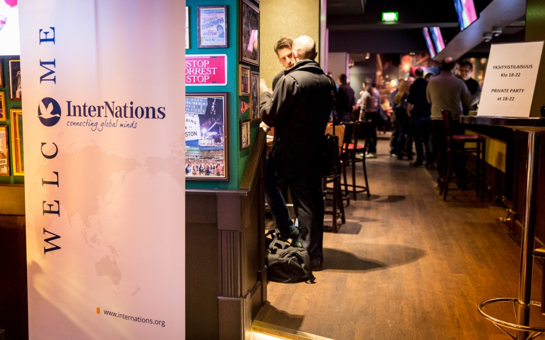 Internations Helsinki, March 2017, Event Photography