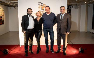 Red Carpet Gaala, Scandinavian International Film Festival, Lokakuu 2017, Tapahtumakuvaus