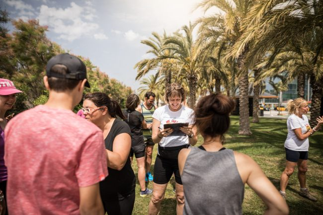 Barcelona Boxing Event by Olli Huhtala Photography